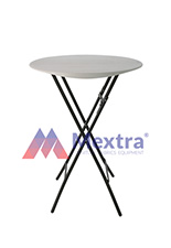 Catering cocktail table 80362<br />(fi 84 cm)